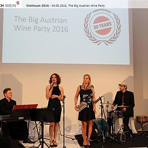 Austrian Wine Party Museumsquartier