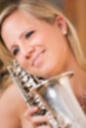 Saxophon - Angela Walter