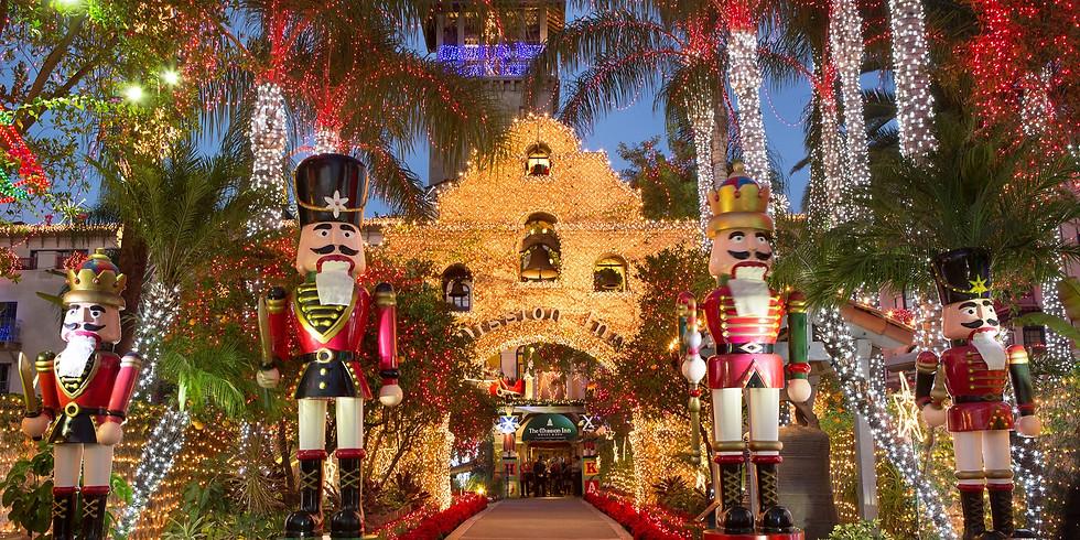 Mission Inn Hotel & Spa Festival of Lights Returns to Riverside Nov. 29