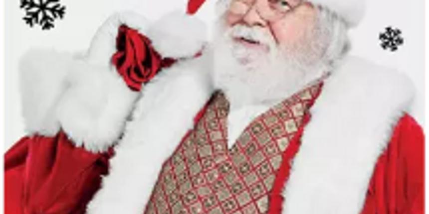 Visit Santa at Ontario Mills Mall
