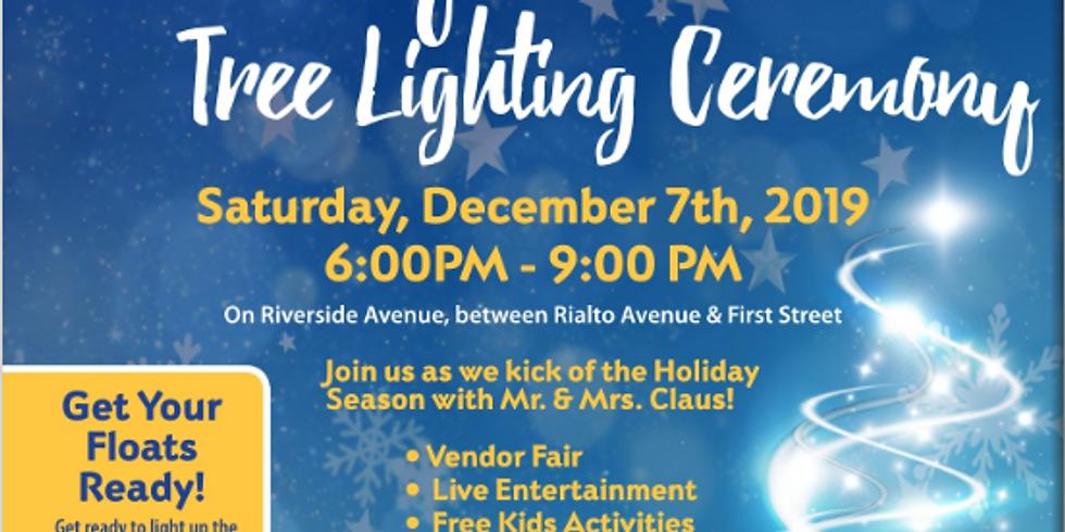 Holiday Parade & Tree Lighting Ceremony