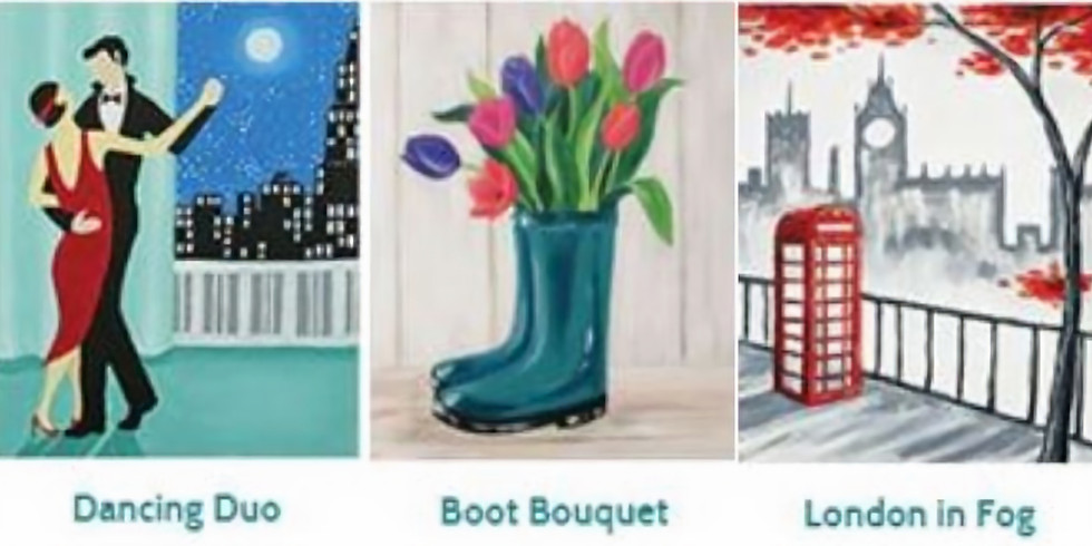 Choose One - Paint & Sip