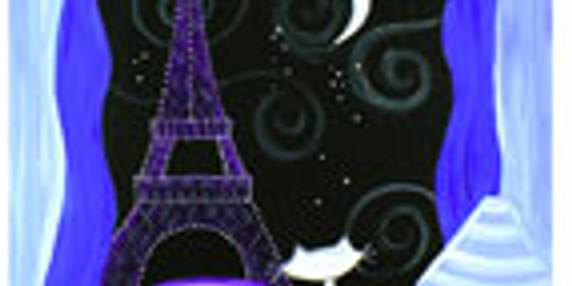 Paris Paint Night