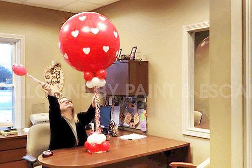 "VALENTINE's LOVE NOTES - 16"""