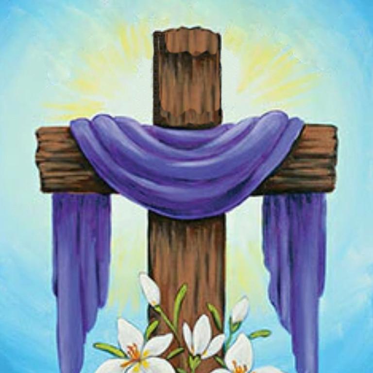 Paint & Worship by Paint & Escape - Onsite