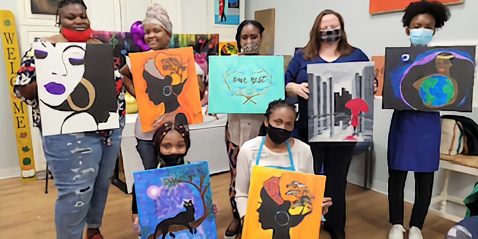 Ladies Night Out - Paint Party