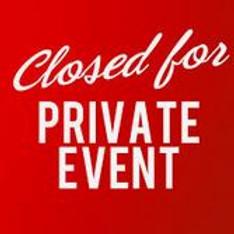 Private Event - Butch