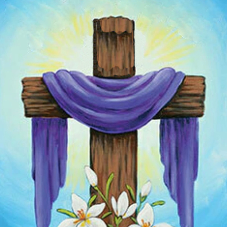 Paint & Worship - NEW YEARS DAY! - 5:00PM