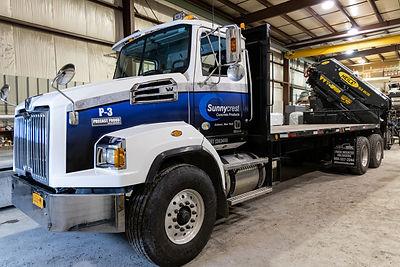 Precast Truck