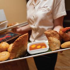 Tapas platter for a function at Melaza Bistro!