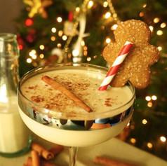 Coquito -Christmas Drink
