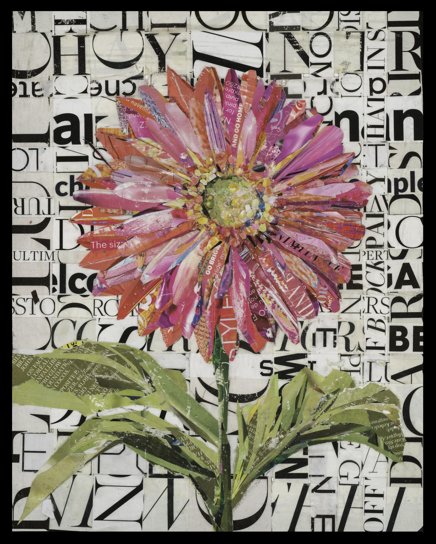 Gerbera Daisy 8x10
