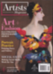 Artists magazine profile .jpeg
