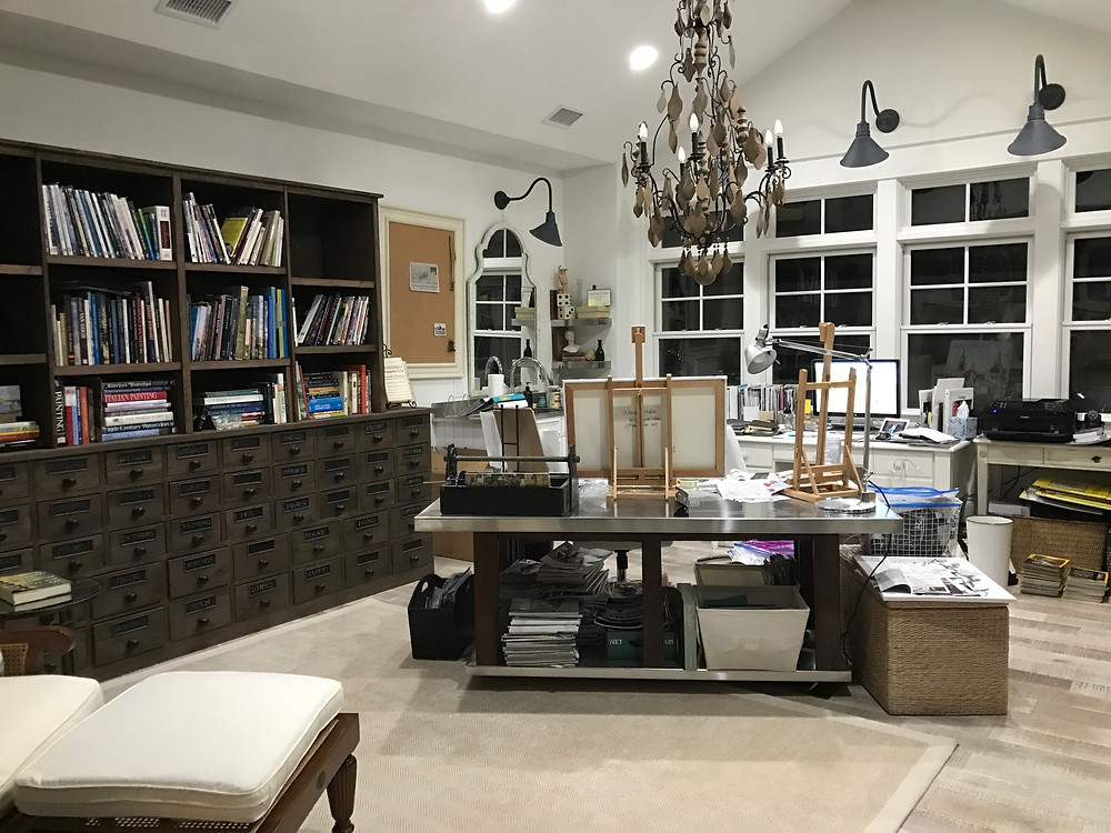 Marine Street Studio, St. Augustine, FL