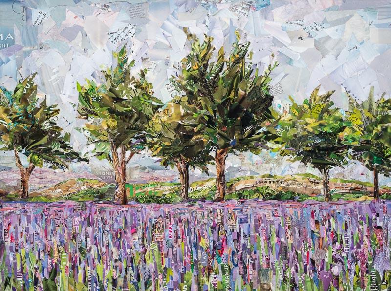 Olives and Lavender