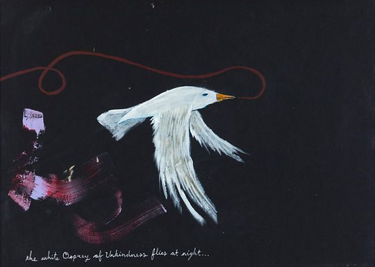 Templeton Ed - Untitled (Bird)
