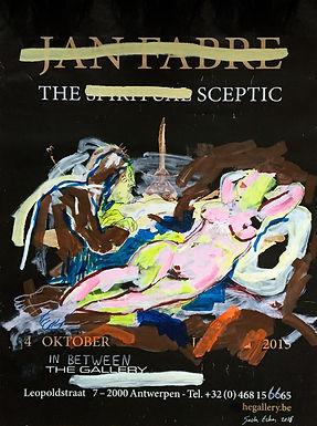 Eckes Sacha - Jan Fabre The Sceptic