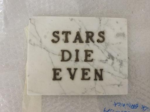 Pacquée Ria - Stars Die Even (1/2)