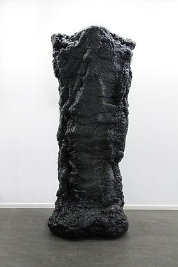 Atelier Van Lieshout - Black Bag (standing) Thomo