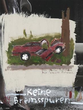 Brenner Birgit - Keine Bremsspuren