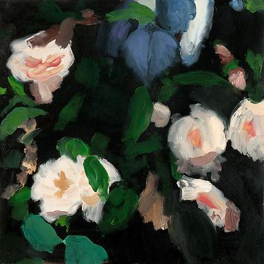 Jan De Vliegher - Zonder Titel (Bloemen)