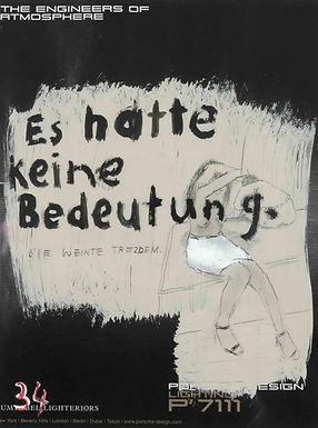 Brenner Birgit - Es hatte keine Bedeutung
