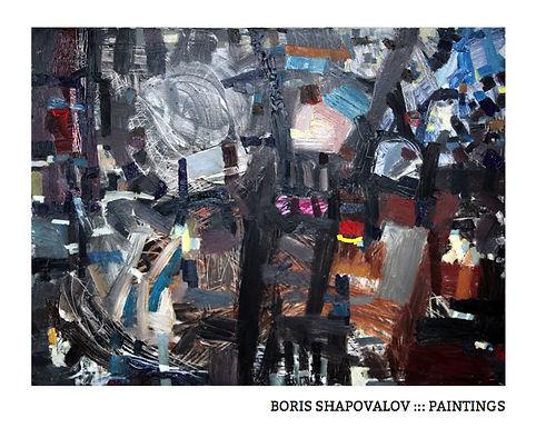 Shapovalov Boris - Fado