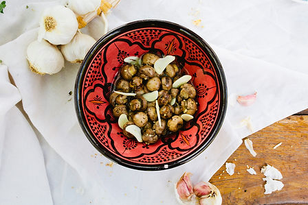 Delisol champignons grillé
