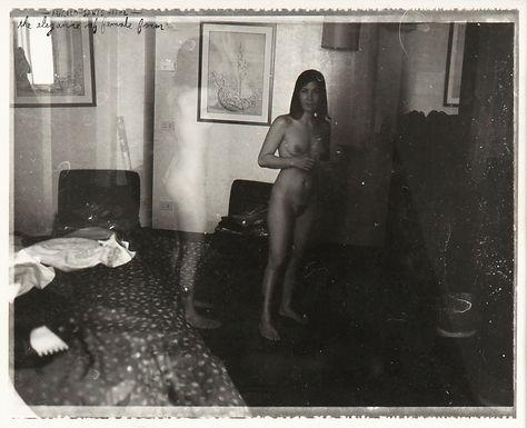 Templeton Ed - Untitled (Elegance of the Female Form)