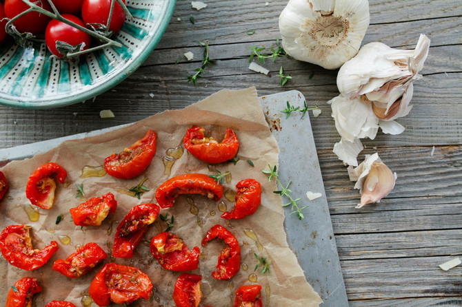De droogtechniek van de Delisol   Sud'n'Sol-tomaatjes in de kijker