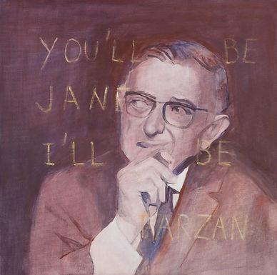 Clarysse Johan - Confessiones (Sartre)