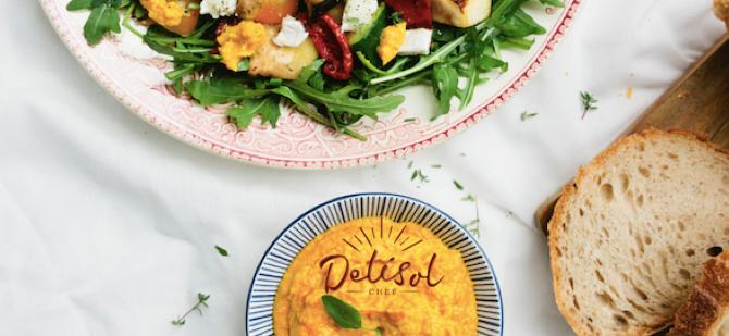 Nieuw: tapenade gele paprika en kerstomaat
