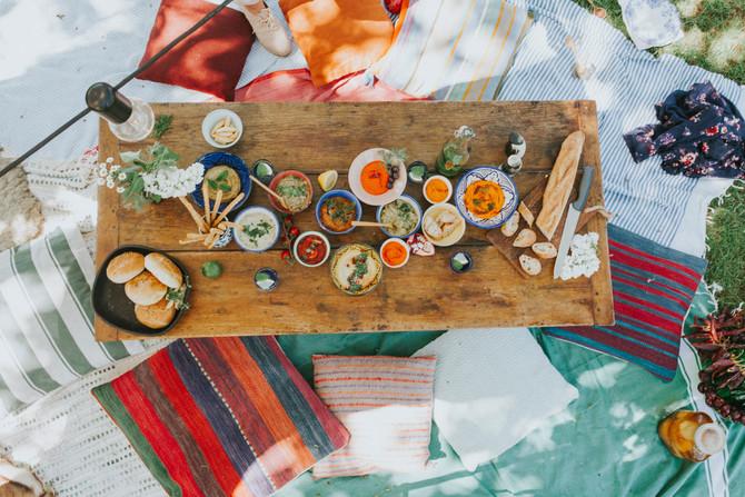 Promoweken op gemarineerde groenten en fruit