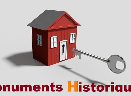 Loi MH - Monuments Historiques