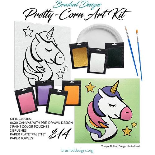 Pretty-Corn Art Kit