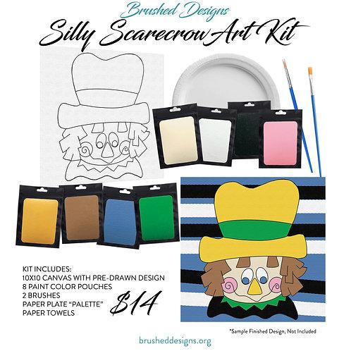 Silly Scarecrow Art Kit