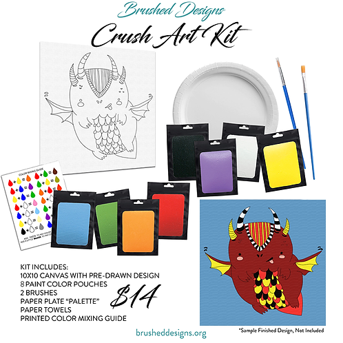 Crush Art Kit