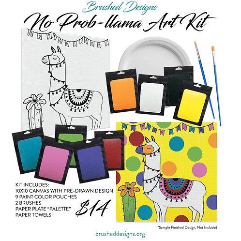 No Prob-Llama Art Kit