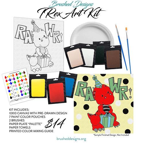 TRex Art Kit