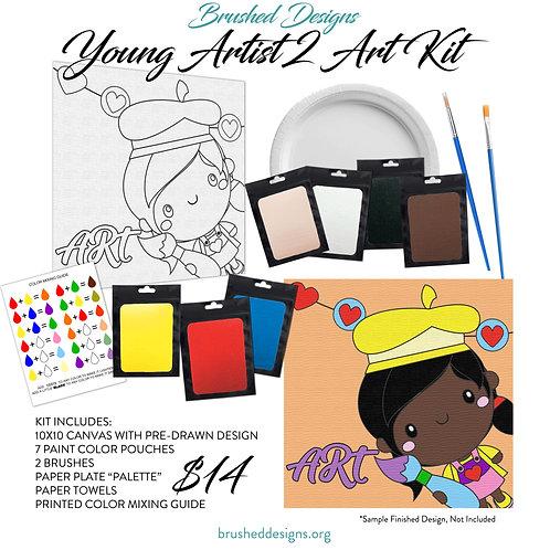Young Artist 2 Art Kit