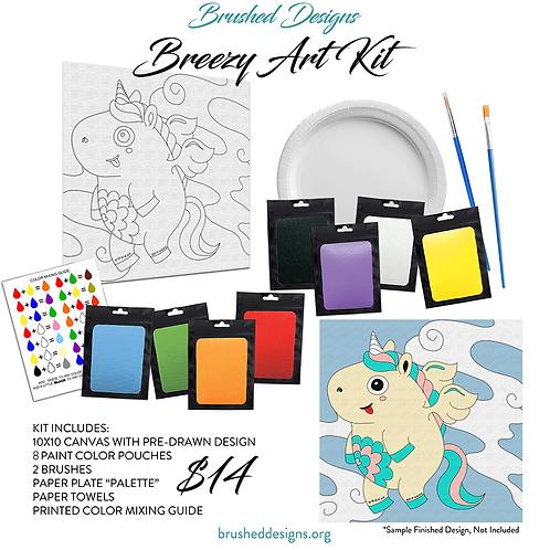 Breezy Art Kit