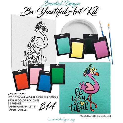 Be Youtiful Art Kit