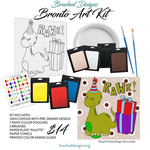 Bronto Art Kit