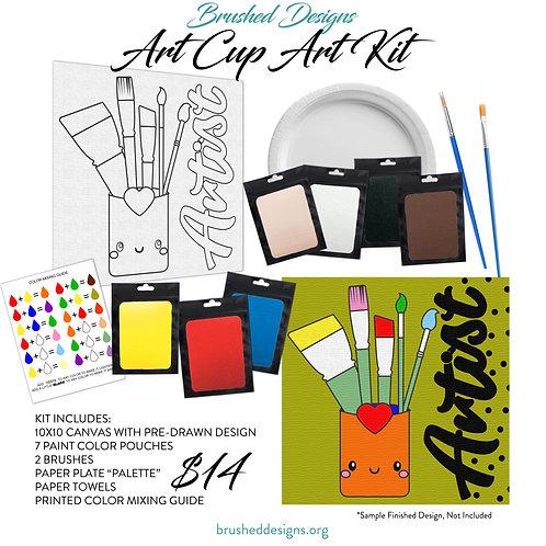 Art Cup Art Kit