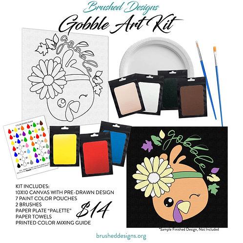 Gobble Art Kit