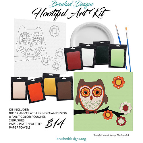 Hootiful Art Kit