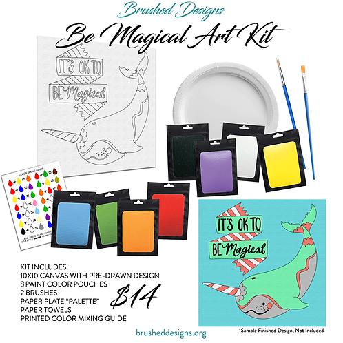 Be Magical Art Kit
