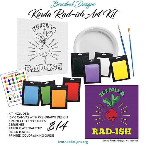 Kinda Rad-ish Art Kit