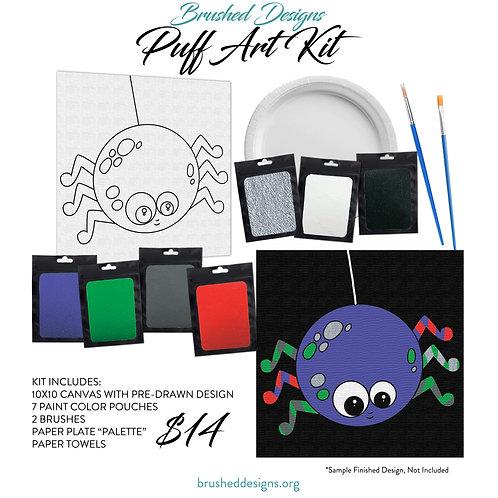 Puff Art Kit
