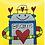 Thumbnail: I Heart Robot Art Kit